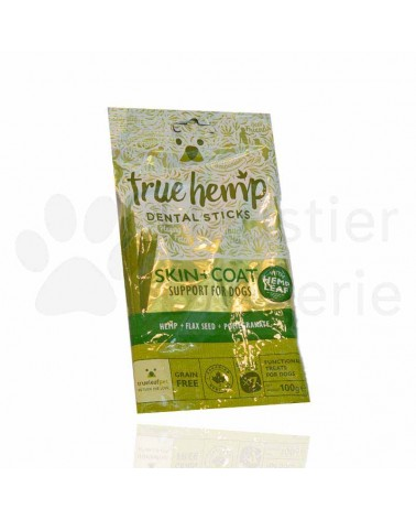 True Hemp Skin & Coat Dental Sticks 100g
