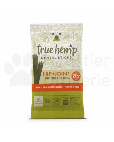 True Hemp Hip & Joint Dental Sticks 100g