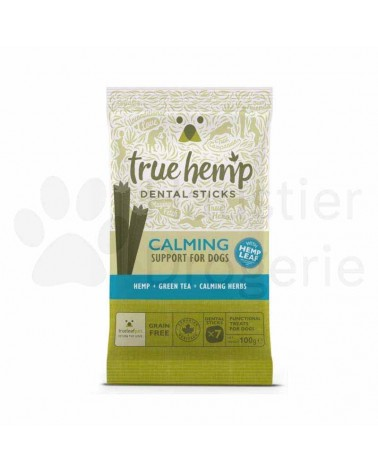 True Hemp Calming Dental Sticks 100g