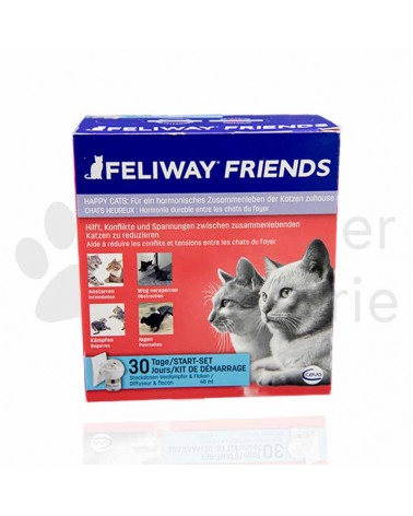 Feliway Friends 30 Tage Start-Set