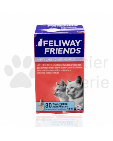 Feliway Friends Nachflüllflakon 3x48 ml