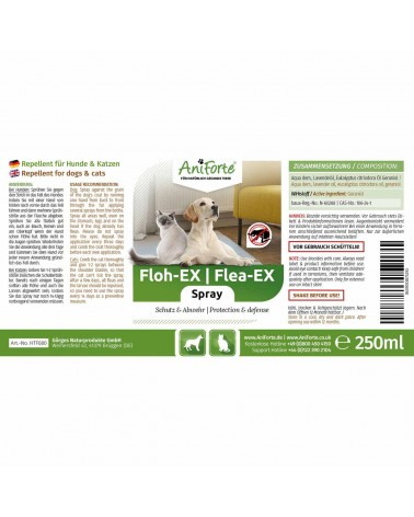 Floh-EX Spray AniForte 250ml